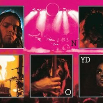 Pink Floyd Poster - Live in Concert Collage - New 24x36
