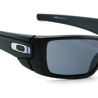New Oakley SI FUEL CELL Sunglasses | 9096-G5 Elite Forces THIN BLUE LINE Edition
