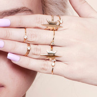WOW Gold Ring