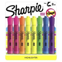Sharpie Accent Highlighters 8-pk.