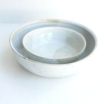 Colleen Hennessey Nested Bowls no. 413