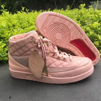 Air Jordan 2 Retro Just Don X Super Limited Edition Union Men Women Basketball Sneakers Shoes