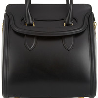Alexander McQueen|The Heroine leather tote|NET-A-PORTER.COM