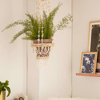 Shell Hanging Planter - Urban Outfitters