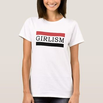 Girlism Basic T Shirt Girlism Shirt