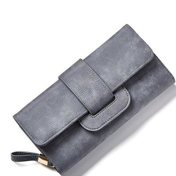 Women Wallets Purse Coin Money Bag Cuban Ballet Long dollar price Female Zipper Clutch Coin Purse