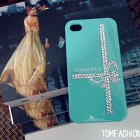 Bows iphone 4 case iphone 4s case iphone cover