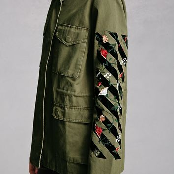 Filtre Embroidered Jacket