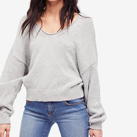 Free People Perfect Day Cotton Sweater | macys.com