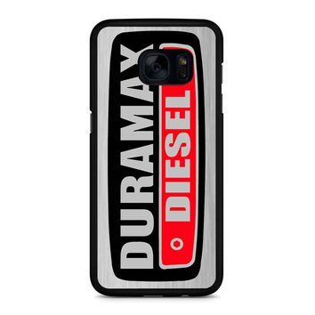 Duramax Diesel On Plate Samsung Galaxy S7 Edge Case