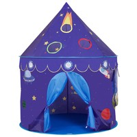 Kids Folding Space Tent Portable for Indoor and Outdoor