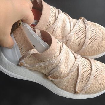 [ Free Shipping]Stella McCartney X adidas Pure Boost Sneakers
