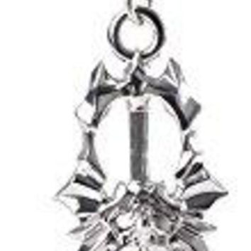 Square Enix Kingdom Hearts x Foreteller Aced Keyblade Key Chain (Ursus)