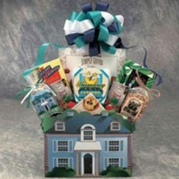 Welcome Home Gift Basket in Medium and Large Sizes