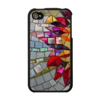 Floral Mosaic Speck Case from Zazzle.com