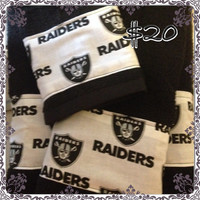 Raiders Towel Set- 3 Pieces Included