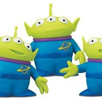 Disney Pixar 64018 Toy Story Collection Space Aliens, 3-Pack