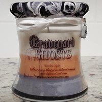 GRAVEYARD GHOSTS scented candle