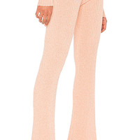 LPA x REVOLVE Pant 293 in Rose Gold | REVOLVE