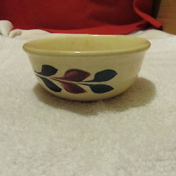 VINTAGE HAND PAINTED CHINA BOWL BY CHASEFIELD