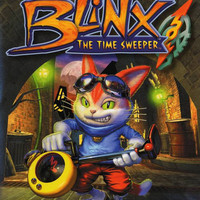 Blinx Time Sweeper - Platinum Hits - Original Xbox (Very Good)