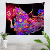 Mountain Sound Tapestry