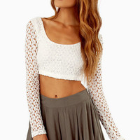 Christy Crop Top $26