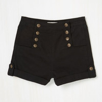 Set Sailorette Shorts