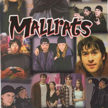 Mallrats Movie Cast Poster 24x36