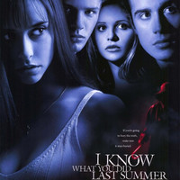 I Know What You Did Last Summer 11x17 Movie Poster (1997)