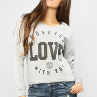Forever Love Soft Sweatshirt