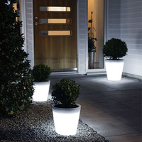 Assisi LED Planter (Large) from Lighting Direct