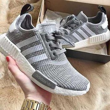 """Adidas"" NMD Fashion Trending Women Men Leisure Running Sports Shoes"