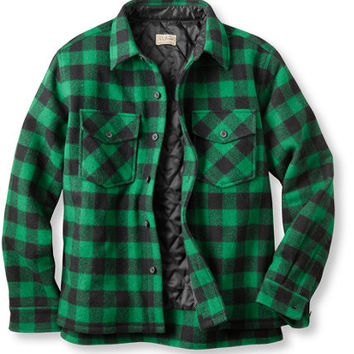 Maine Guide Shirt with PrimaLoft: Shirts | Free Shipping at L.L.Bean