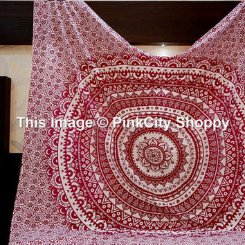 Hippie Tapestries, Ombre Mandala Tapestries, Tapestry wall hanging, Bohemian tapestries, Wall Tapestries, Indian mandala Tapestries,Wall art