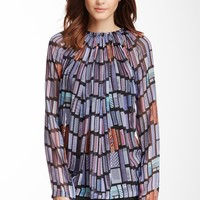 See By Chloe | See by Chloe Sheer Blouse | Nordstrom Rack