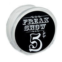 Freak Show Circus Poster Magnet Clip Americana Novelty Gift Fridge Mag
