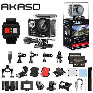 EK7000 4K WIFI Waterproof Action Camera