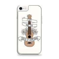 Twenty One Pilots Ukulele Song Lyrics iPhone 7 | iPhone 7 Plus Case