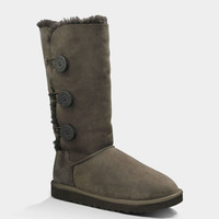 Ugg Bailey Button Triplet Womens Boots Chocolate  In Sizes
