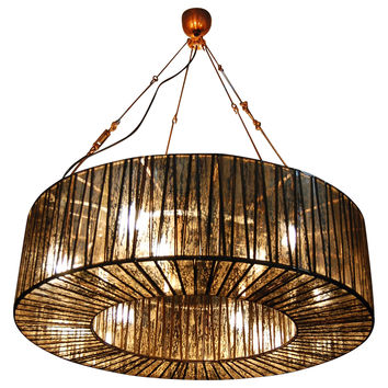 Halo Ring Ring Chandelier