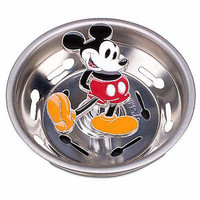 disney parks gourmet best of mickey mouse kitchen sink strainer new