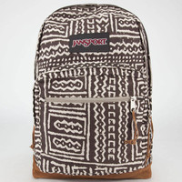 Jansport Right Pack World Collection Africa Backpack Downtown Brown Muddy Mali One Size For Men 23730042601