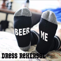 Custom wine socks If You can read this Bring Me a Glass of Wine Socks For Both Kids and Adults Hot Sale