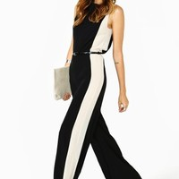 Shadow Play Jumpsuit