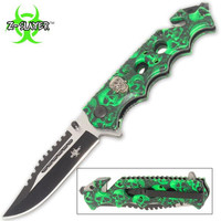 AO ZOMBIE SLAYER Rescue Knife