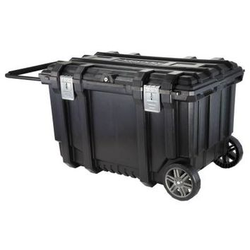 Husky 37 in. Mobile Job Box-209261 - The Home Depot