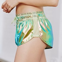 Free People Sundance Iridescent Short