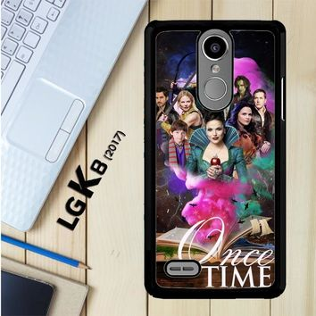 Once Upon A Time E0297 LG K8 2017 / LG Aristo / LG Risio 2 / LG Fortune / LG Phoenix 3 Case
