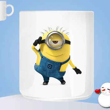 minions cool Ceramic Coffee Mug
